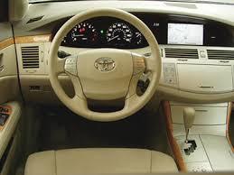 2001 Toyota Avalon Interior 2005 Toyota Avalon Road Test Carparts Com