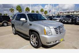 cadillac escalade for sale in houston tx used cadillac escalade for sale in houston tx edmunds