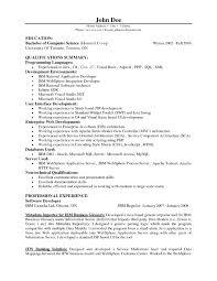 qa analyst sample resume software qa analyst resume examplesresume examples resume software resume samples experienced professionals sample resume developer software