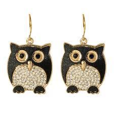 owl earrings owl earring shop amrita singh jewelry