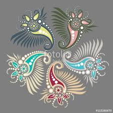 buta ornament stock image and royalty free vector files on