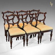 William Iv Dining Chairs William Iv Pre Victorian Chairs Ebay