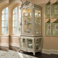 dining room china buffet vintage antique white curio cabinet china buffet u0026 hutch dining