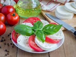 sos cuisine salad caprese a soscuisine recipe