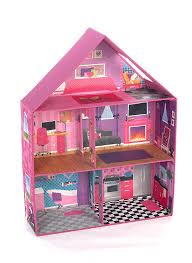 How To Make Dollhouse Furniture Out Of Household Items Amazon Com Calego Classic Doll House Toys U0026 Games