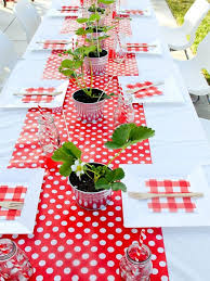 Summer Table Decorations Inspiration Tables D U0027été U2013 Retour En Vacances Le Temps D U0027un Repas