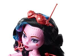 monster high freaky fusion dracubecca doll shop monster high