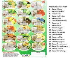 Sabun Yuka distributor sabun yuka dengan harga murah info 08563317933