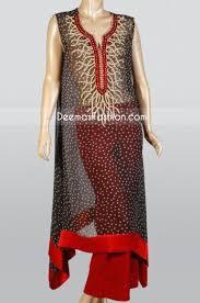boutique dress black chiffon white dots