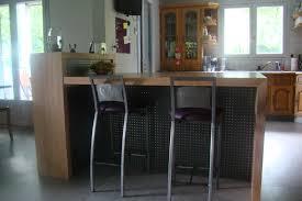 meuble de bar cuisine creer un comptoir bar cuisine comment faire un comptoir de cuisine