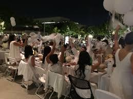 le diner en blanc returns to los angeles for 2017 event date