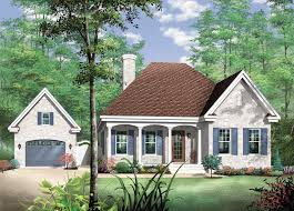 dupree country french home plan 032d 0390 house plans and more
