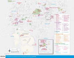 mexico map mexico city map of the capital with lapiccolaitalia info