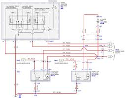 wiring diagram power door lock actuator wiring diagram wire