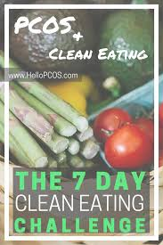pcos and clean eating 8 steps to improve your happiness and