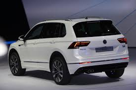 volkswagen tiguan 2017 r line 2018 vw tiguan coupe r review united cars united cars