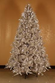 Lighted Christmas Trees Antique White Christmas Tree Antique White Christmas Tree Decor