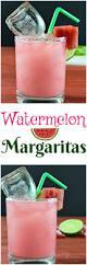 watermelon margarita watermelon margaritas