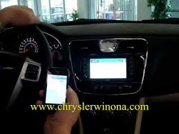how to connect phone to jeep grand connect and pair an iphone via bluetooth to a chrysler jeep