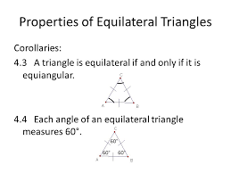 4 6 isosceles and equilateral triangles worksheet answers