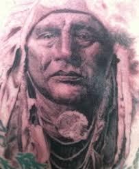 mj silver fox tattoo