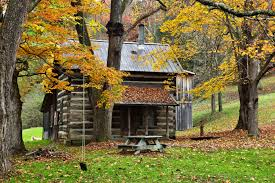 abandoned log cabin in whitman national forest loversiq