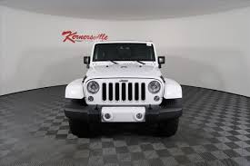 jeep wrangler white 2 door jeep wrangler in kernersville nc for sale used cars on