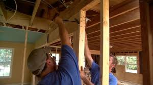 how to remove a load bearing wall today u0027s homeowner