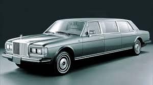 rolls royce silver spur rolls royce silver spur limousine us spec u00271982 u201388 youtube