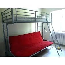 canapé lit clic clac conforama lit mezzanine 1 place avec clic clac lit mezzanine canape lit