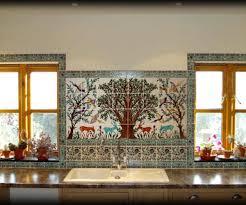 distinctive mosaic kitchen tile backsplash ideas kitchen tile
