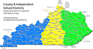 Ky County Map Kentucky Department Of Education Pupil Attendance Program Documents