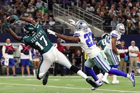 Nfl Tv Schedule Map Eagles Cowboys Tv Game Coverage Map Bleeding Green Nation