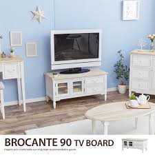 kagu350 rakuten global market table kagu350 rakuten global market brocante 90 tv board snack tv