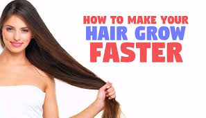 how to make your hair grow faster learn how to make your hair grow faster at home