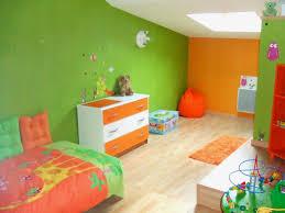 chambre enfant verte chambre bebe orange et vert collection avec chambre bébé orange