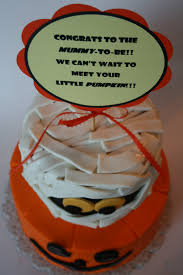 Halloween Baby Cakes by And Everything Sweet A Couple Of Halloween Cakes