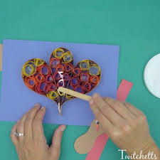 construction paper quilling turkey thanksgiving crafts for