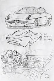 ferrari sketch side view 36 best jts room images on pinterest car sketch car and car