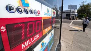 Powerball Map With Five Of Six Winning Powerball Numbers Sold In Newport Beach