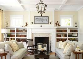 Bookcase Fireplace Designs Best 25 Shelves Around Fireplace Ideas On Pinterest Craftsman