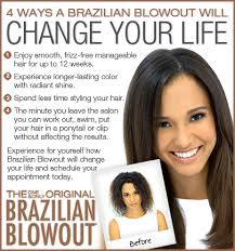 brazilian blowout results on curly hair promotions murphy s retreat hair salon spa
