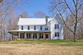custom farmhouse plans single story farmhouse plans with basement style house modern