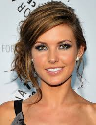 short haircuts with double chin up hairstyles for women photo
