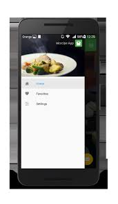 application android cuisine application android cuisine