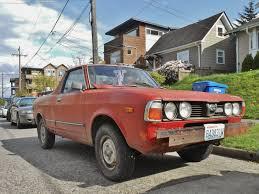 1986 subaru brat seattle u0027s parked cars 1978 subaru brat