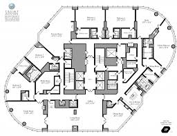 cn tower floor plan trump tower penthouse living like the trumps downtown chicago real