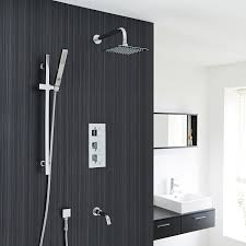 Rain Shower Bathroom by Thermostatic 8