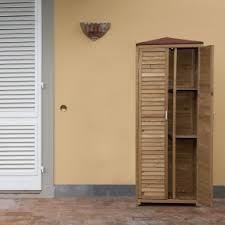 armadi in legno per esterni armadi da esterno in resina o in legno trattato armadi da