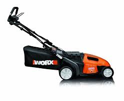 worx wg789 19 in cordless self propelled lawn mower 36v amazon